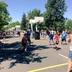 Spokane Falls is court after court after court. 42 city blocks, 450 courts. #KXLY #Hoopfest2016 https://t.co/e7iZODoGRm