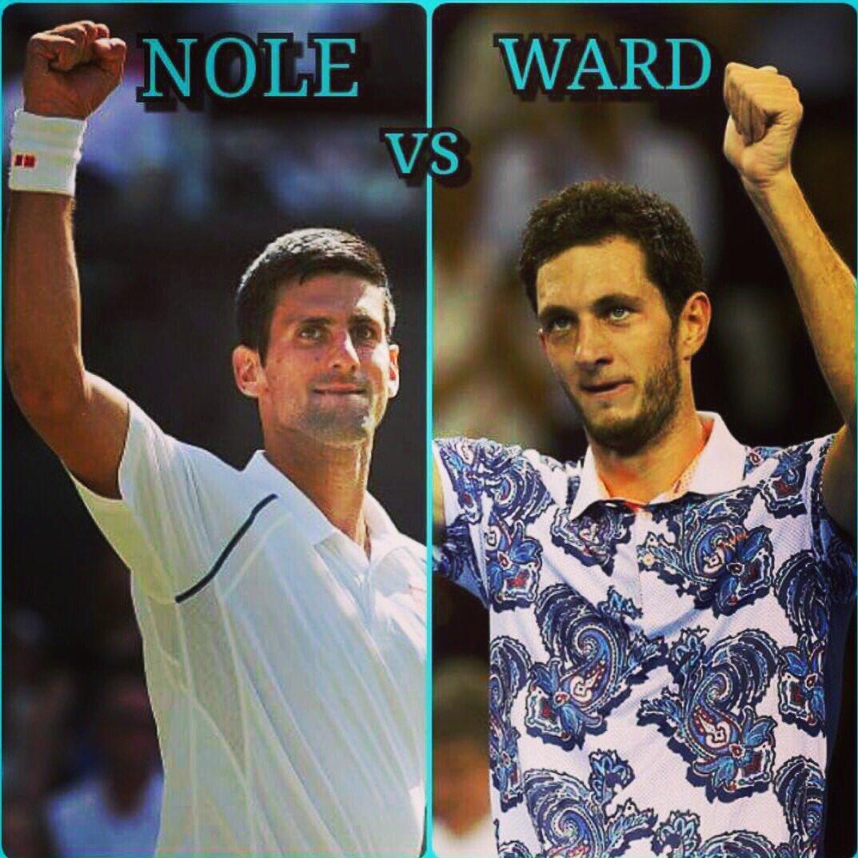 Don't get bigger than this!!Ready for tmrw @Wimbledon @BritishTennis @ATPWorldTour #Wimbledon #CentreCourt #BELIEVE https://t.co/lyJVnhLBSc