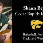 VIDEO: AOY finalist @CRCougars @Beyer10Shaun shares memories from high school career. https://t.co/1fT7JZwLdO https://t.co/4R0yB9yz8e
