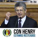 En #Aragua #ConHenryEstamosResteados por su experiencia, compromiso y dedicación por #Venezuela https://t.co/8YIwFfba7B