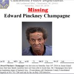 Edward Champagne has been located & hes back with his family. thank you. https://t.co/DLBtDDOpt3