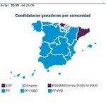 Euskadi y Cataluña quieren un cambio. El resto, se empeña en seguir a la corrupción y a la derecha rancia https://t.co/QLtKZiybka