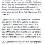 The most gloriously brilliant rant you will ever read about #Brexit. https://t.co/hw0Xei3WdK