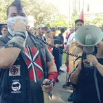 Antifascists shut down the Nazi rally today in #Sacramento. Victory has been declared. #NoNazisInSac https://t.co/LaME9iyqRH