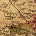 A map of #London c.1790 showing the villages of Kilborn, Paddington & St Johns Wood together with Hyde Park as was. https://t.co/TOdwyBup9k