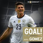 2-0!!!!!! @Mario_Gomez doubles #GERs lead just before the break! #JederFuerJeden #EURO2016 #GERSVK 2-0 https://t.co/d5s3cdDnM1