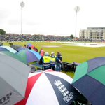 3rd ODI: Match abandoned due to the rain in Bristol. #ENGvSL https://t.co/a0ZcPuQntE