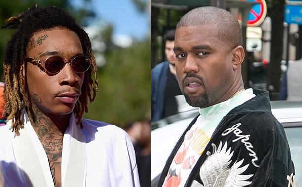 Wiz Khalifa said that he's still sore from the feud with Kanye West: