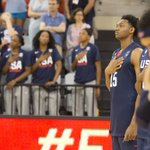 PHOTOS - AU 5-star commit Austin Wiley wiling out in Spain, legendary mom cheering him on - https://t.co/e5m8tKhYjt https://t.co/mEHFPXgl2s