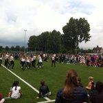 Ondanks af en toe regen een leuke en gezellige eerste edite #wijkfestival @HaagseBeemden #breda https://t.co/uq1DE9Y1C6