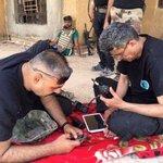 أبناء علي والحسين يزفون التصر على الدواعش الجبناء #الفلوجه_بلا_ارهاب https://t.co/pKkAwDFT4G