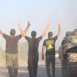 #الصدمه اليوم سحقنا #داعش في #الفلوجة، وغدا نسحق صناع داعش، ويكاطع الراس وينك؟ #الفلوحه_بلا_ارهاب https://t.co/FaouHxDnJ2