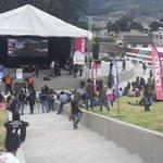.@MauricioRodasEC El sur de Quito ahora cuenta con un nuevo espacio para el deporte y el arte #ParqueDiversidades https://t.co/ms80J8BNsv