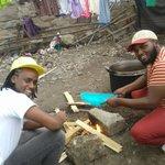 Making a child smile at Flomina childrens home kayole @GhaflaKenya @UKenyatta @KenyanTraffic @citizentvkenya @K24Tv https://t.co/Klwcghrxi1