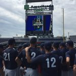 Whats better than being in Omaha in the middle of June? Being here in late June! #lastflagstanding #CWS #BearDown https://t.co/SWqPdIWMHk