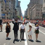 We hope everyone is enjoying the #NYCPride Parade. We know we are! https://t.co/YWaVmUWuIb