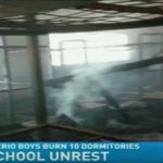 Students burn 7 dormitories after school bars them from watching a Euro match https://t.co/HaozSWu5GH https://t.co/PkgRwbgsgt