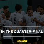 FT #GER 3-0 #SVK Germany are in the quarter-finals and still havent conceded! https://t.co/OkTRkQSWg2 #GERSVK https://t.co/ZVq8iQ0Utp