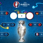 Germany will face either Italy or Spain in the Bordeaux QF on 2 July. #EURO2016 https://t.co/mk54Jne26t