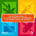 ¡Elige tu salud, elige a tu familia,  elige estar bien! #NoALasDrogas https://t.co/tpcFLw5EIc