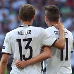 Quarterfinal - we are coming 😀 3:0 against Slovakia #GERSVK #EURO2016 #diemannschaft #firstneverfollows #esmuellert https://t.co/J8UatQgLgy