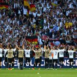 Germany will face either Italy or Spain in the QF on 2 July. https://t.co/2SyNdTuXga