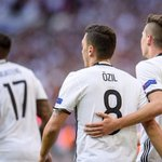 Through to last 8!!! ????????????Should definitely have converted the penalty???????? But still a sovereign 3:0 victory ???????? #GERSVK https://t.co/97tR0psd3S