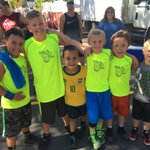 These dudes! #MyrtleHeat won its first @SpokaneHoopfest game this morning. #KXLY #WhosYour4 https://t.co/qrkOLK4gN7