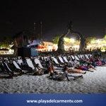 CINE EN LA PLAYA!!! :D Noche, brisa y buen cine en #RMFF2016 Funciones: Playa Fundadores 8 y 10 PM hasta Junio 29. https://t.co/T1CvjN8URh