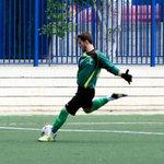 Primer fichaje para la temporada 2016/17: el portero Antonio Pérez (19 años), procedente del Zaragoza 2014 #CDG1617 https://t.co/bRgGtUT2Yx