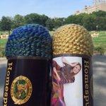 Lets get started!! #outdoorknitting #ScarvesForSailors #CentralPark #EastMeadow #NYC #Sunday @LionBrandYarn https://t.co/ddG7iMDDyN