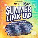 3 Days To Go ???? #SummerLinkUp @DJWRECKDOWN @djkcin2beats @djkayleekay @DJEssential1 TKTS ???? https://t.co/KHsdSFpCv8 https://t.co/IfWl5sEOck
