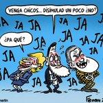Los españoles castigando al partido de la corrupción. #26J https://t.co/5gLLrwNyFC