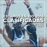 La Selección Nacional de Costa Rica de Voleibol de Playa clasifica a los Juegos Olímpicos de Río 2016 https://t.co/gFNj6U3c3J