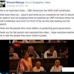 ROWDY BEHAVIOR of RANIL W VIDEO--> https://t.co/Eif3l3cQoV … #lka #sriLanka #Galle @efonz2013 @nirowa74 @Suji_Gun https://t.co/StkT61SdHd