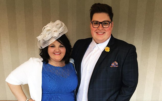 Congrats to the happy couple! The Voice winner Jordan Smith is a married man: