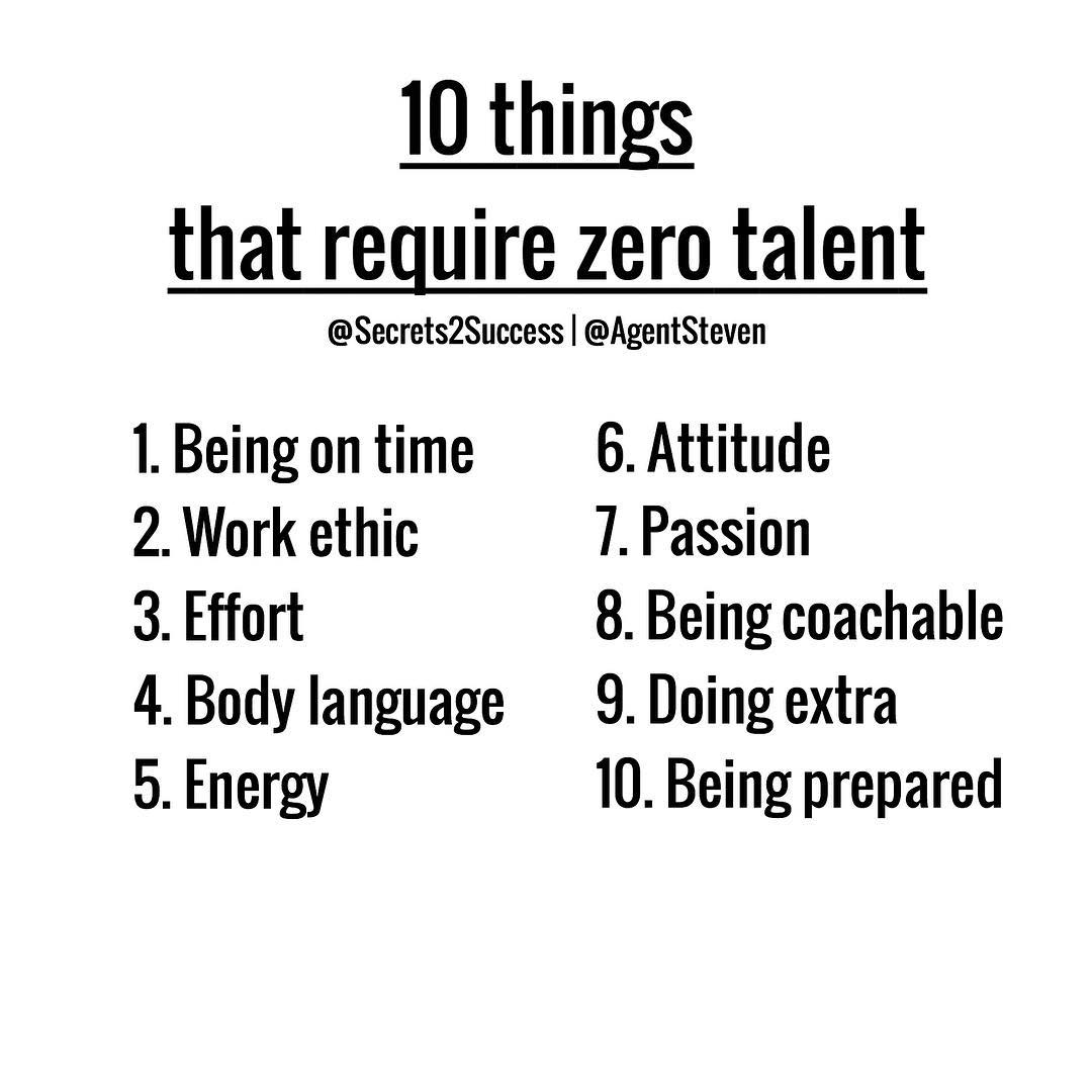 10 Things That Require Zero Talent But Will Propel You Professionaly https://t.co/GXIFm8ssVE https://t.co/18iTzPnue1