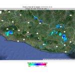 comienzan las lluvias y tormentas dispersas sobre el territorio salvadoreño de acuerdo a nuestro radar. SY https://t.co/sEvU3BtY53