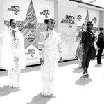 Beyoncés dancers in #Formation at the #BETAwards ???? https://t.co/wNnviJa2j2