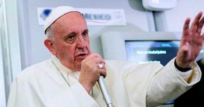 La Iglesia católica debe pedir perdón a gays, pobres y excluidos:Papa https://t.co/AQokrD4rC7 https://t.co/uva52xhfrV