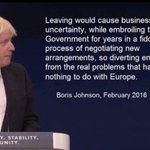 For those who think @BorisJohnson is a saviour who speaks his mind... he went against @David_Cameron for ONE thing!! https://t.co/PxUyfz738c