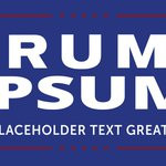 Trump Ipsum: Make Placeholder Text Great Again! https://t.co/9xKEzn0Lju https://t.co/fqHHbfp3W6