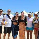 Felicidades!!! El voleibol de playa clasifica al #Rio2016!!! ???????????????????????? https://t.co/3q2lBmP2JO