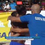 ¡Si señor! Costa Rica derrota a México y clasifica a los Juegos Olímpicos #Rio2016 en voleibol de playa https://t.co/rnhW5j9CFA