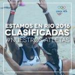 #UH Costa Rica clasifica a Juegos Olímpicos en voleibol tras vencer a México en final de preolímpico. https://t.co/E9TVlRunKd