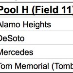 @7on7Mercedes will be playing in POOL H at #tx7on7 #956football https://t.co/EDk4YyOlXb