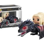 RT & follow @OriginalFunko for the chance to win a Daenerys and Drogon Pop! Ride! #GameofThrones https://t.co/JPFi2hdw5N
