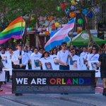 A gorgeous photo of the We Are Orlando contingent (via @celticwombat) #sfpride #pride2016 #sfprideparade https://t.co/aWObXZ267n