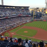 RT @PKrish2020: Go Pirates???? The most amazing and beautiful stadium???? #Pirates #PNCPark https://t.co/4uJQiaL8C5