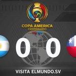 #CopaAmerica | ¡Arranca el encuentro en el MetLife Stadium!   Argentina vs Chile > https://t.co/q8b7ByW9aJ